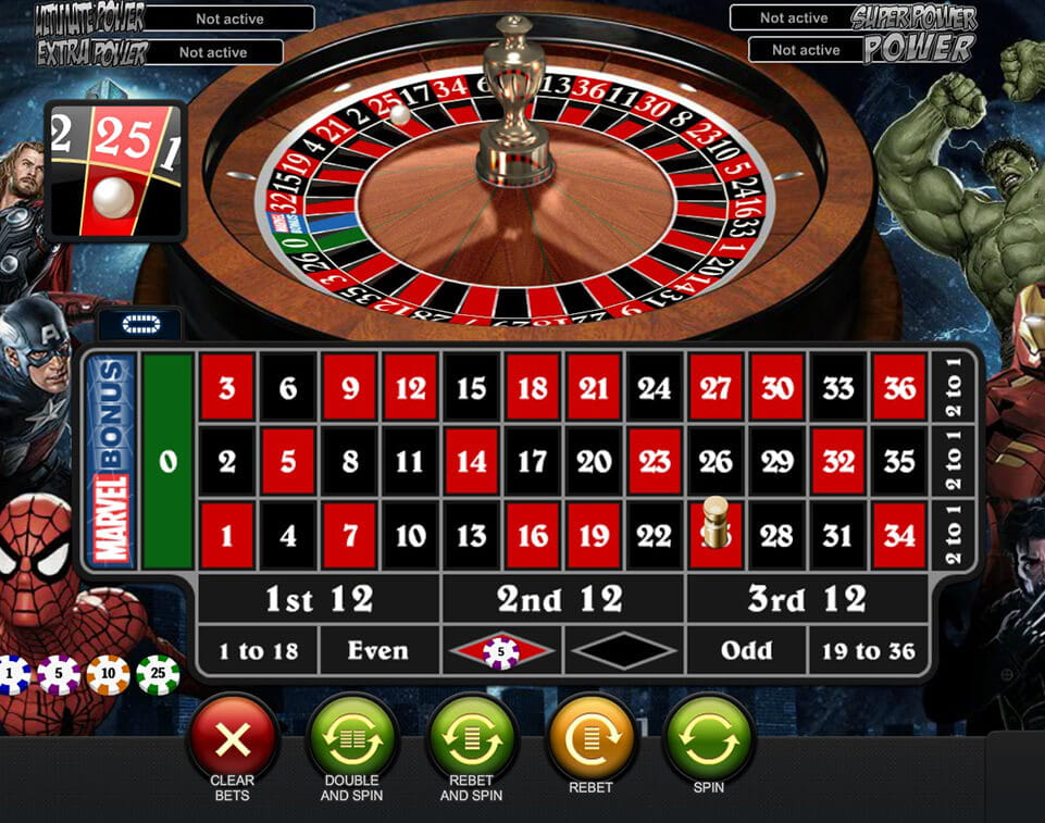 Best Online Roulette -667189