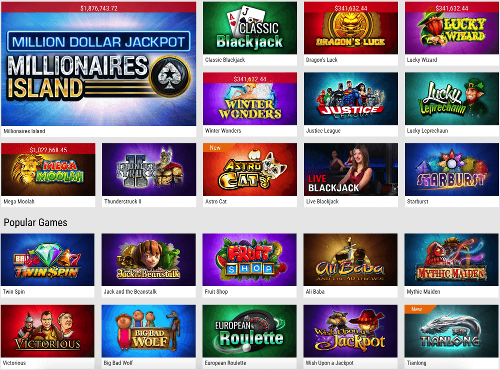 Slot Games With -406705