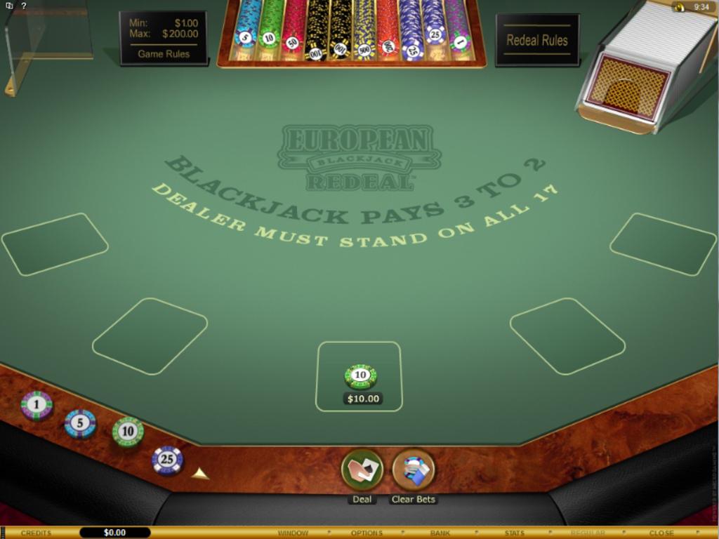 Double Exposure Blackjack -319343