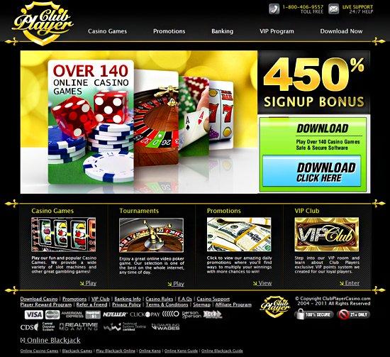 Club Player -640662
