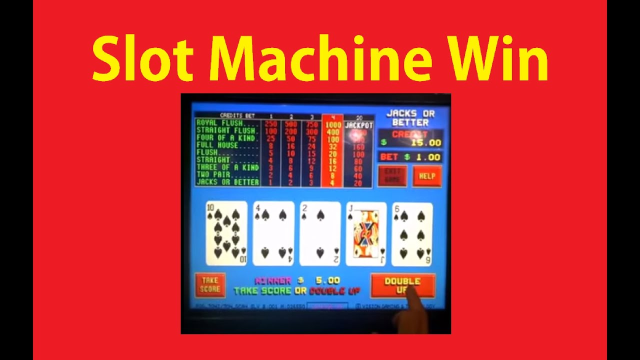Slot Machine Payout -487038