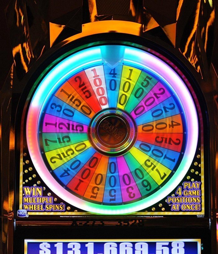Spin the Wheel -767849