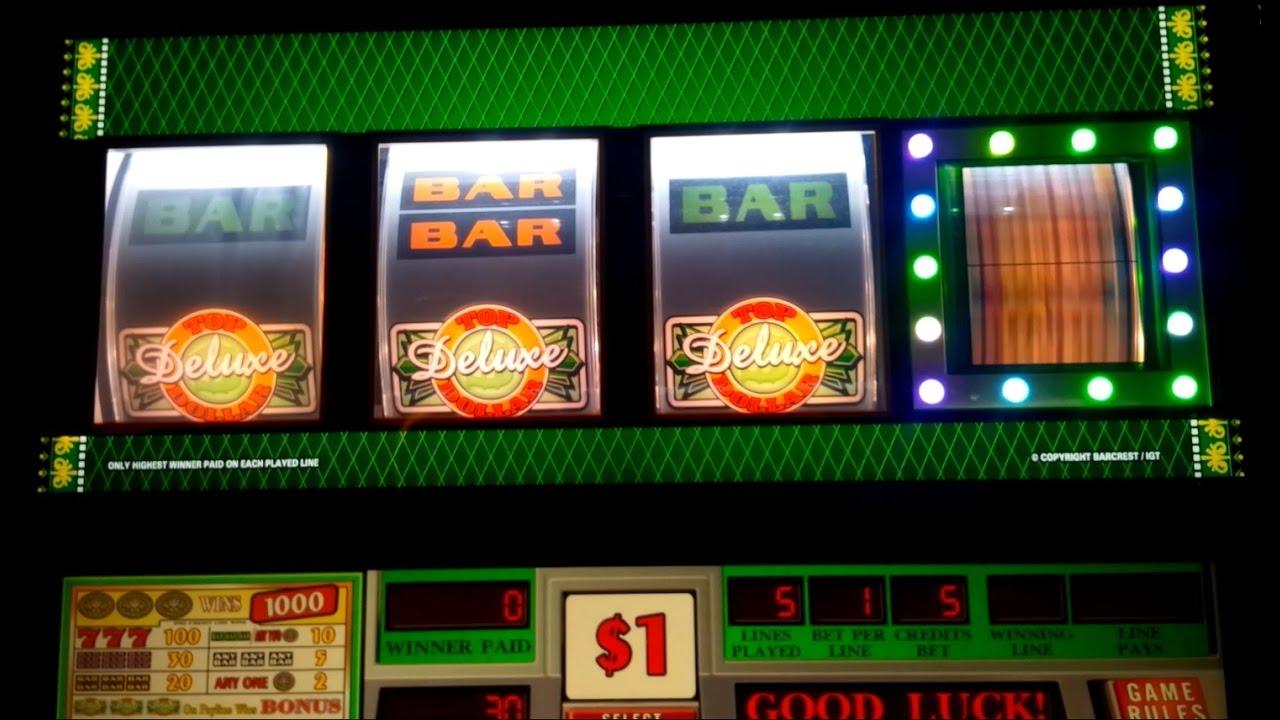 Slot Machine Bet -293252