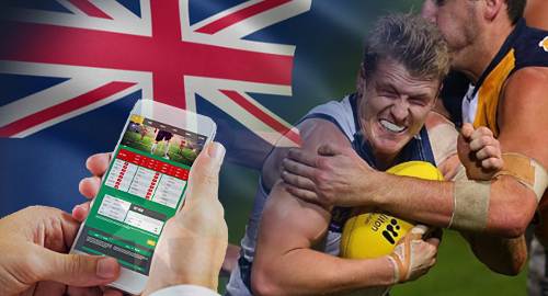 Australian Sports Betting -723662