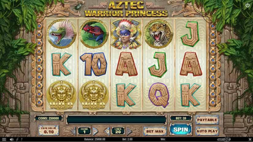 Aztec Princess Slot -691160
