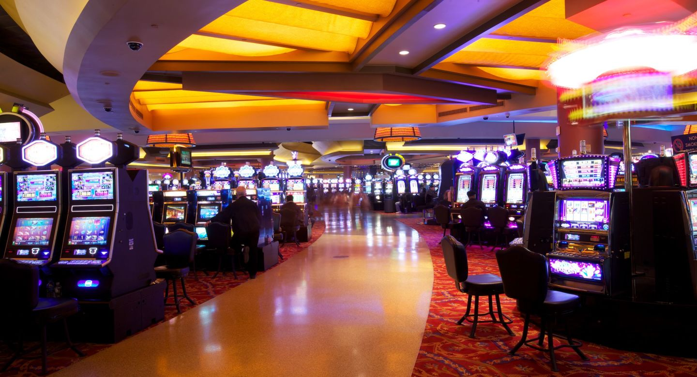 Casino Front -198465