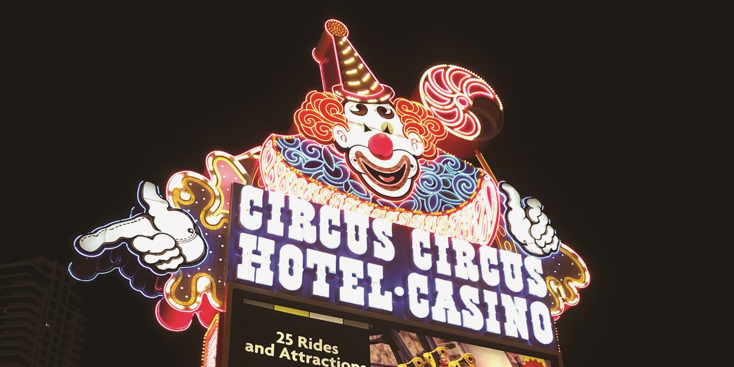 Big Top Vegas -942341