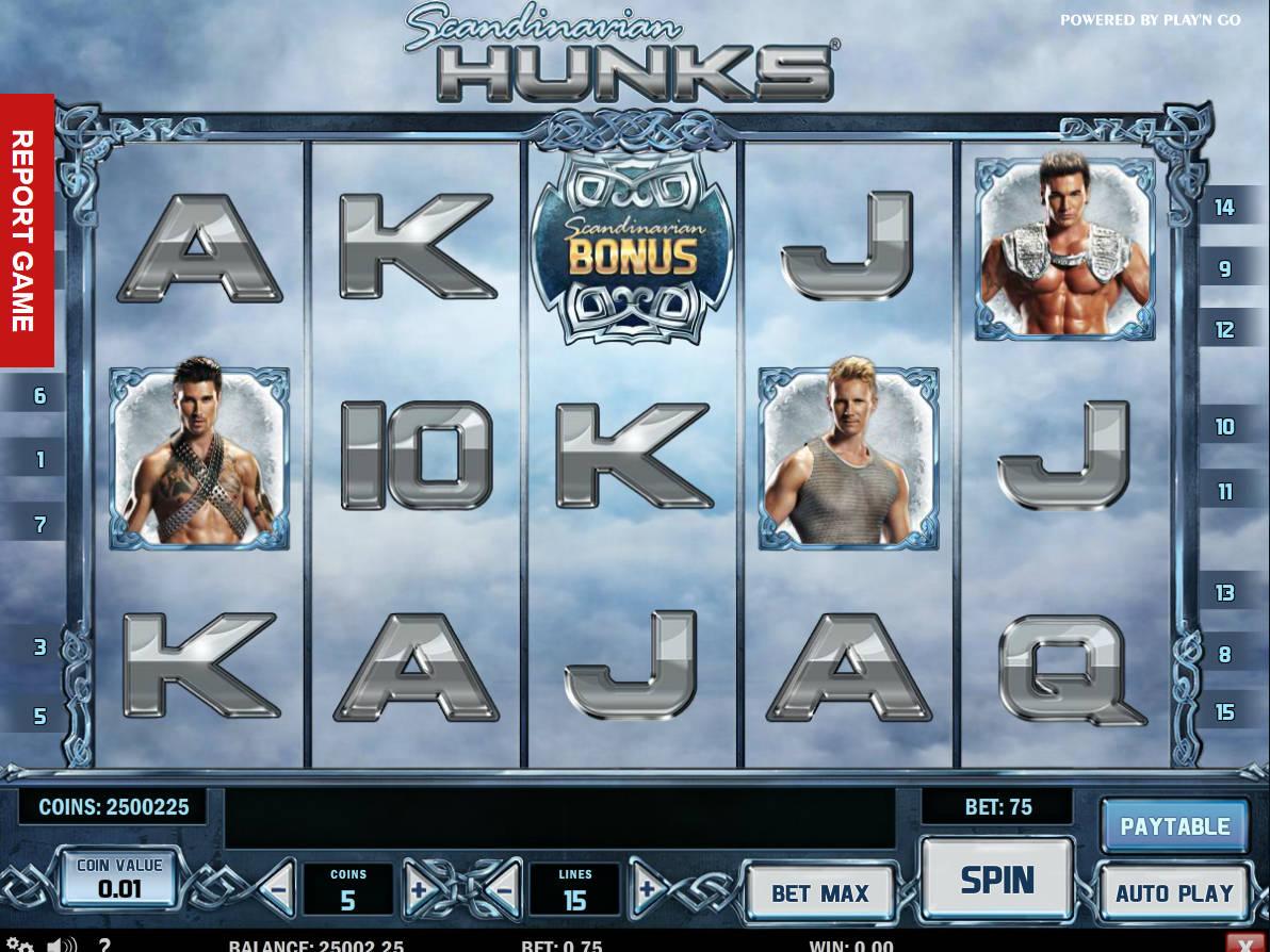 Scandinavian Hunks Slot -343601