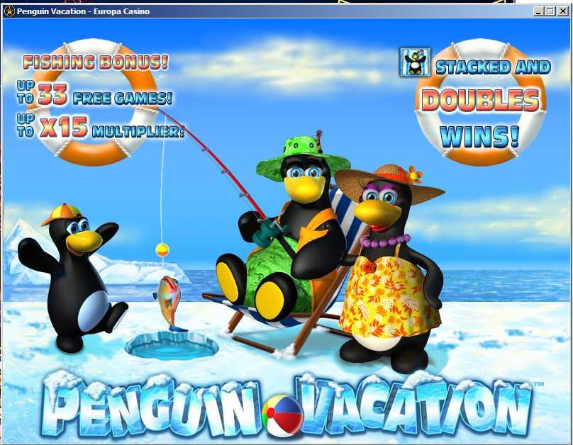 Penguin Vacation -126206