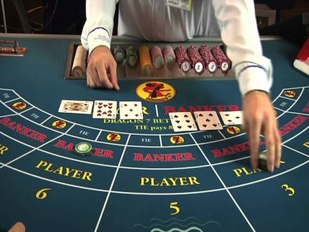 Baccarat Strategy -52259