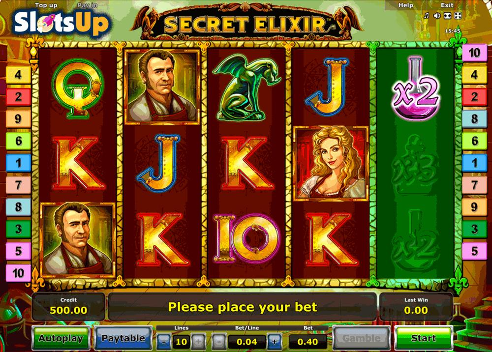 Casino Slot Machine -547005