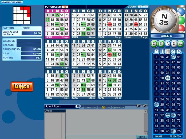 Bingo Online -879130