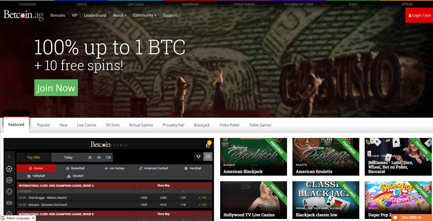 Bitcoin Casino -514853