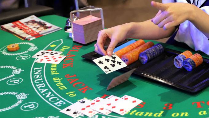 Blackjack Strategy -255410