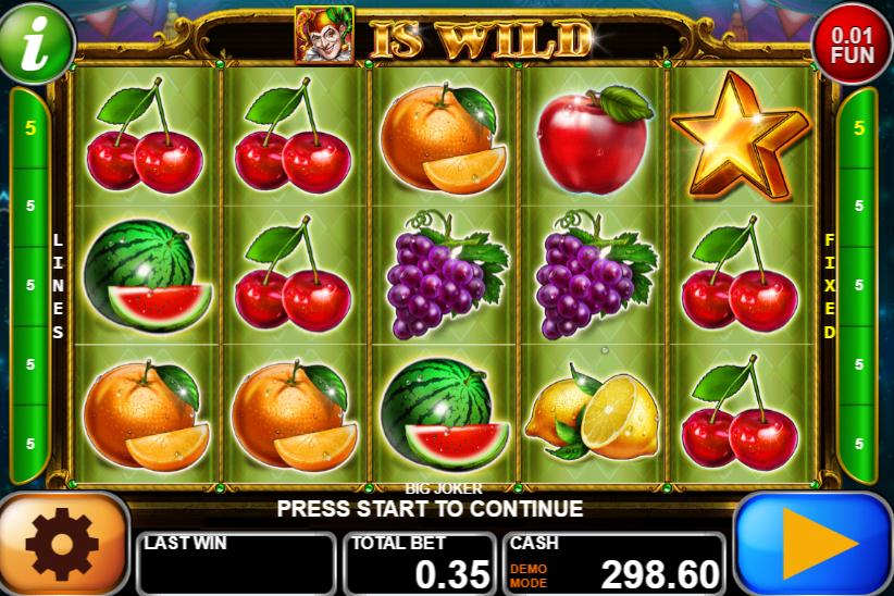 Big 5 Casino -715405