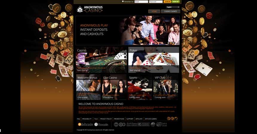 Anonymous Bitcoin Casino -744737