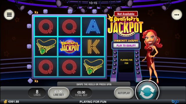 Everybody Jackpot Slot -776333