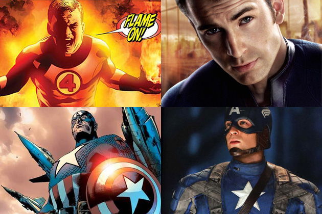 Captain America -824596