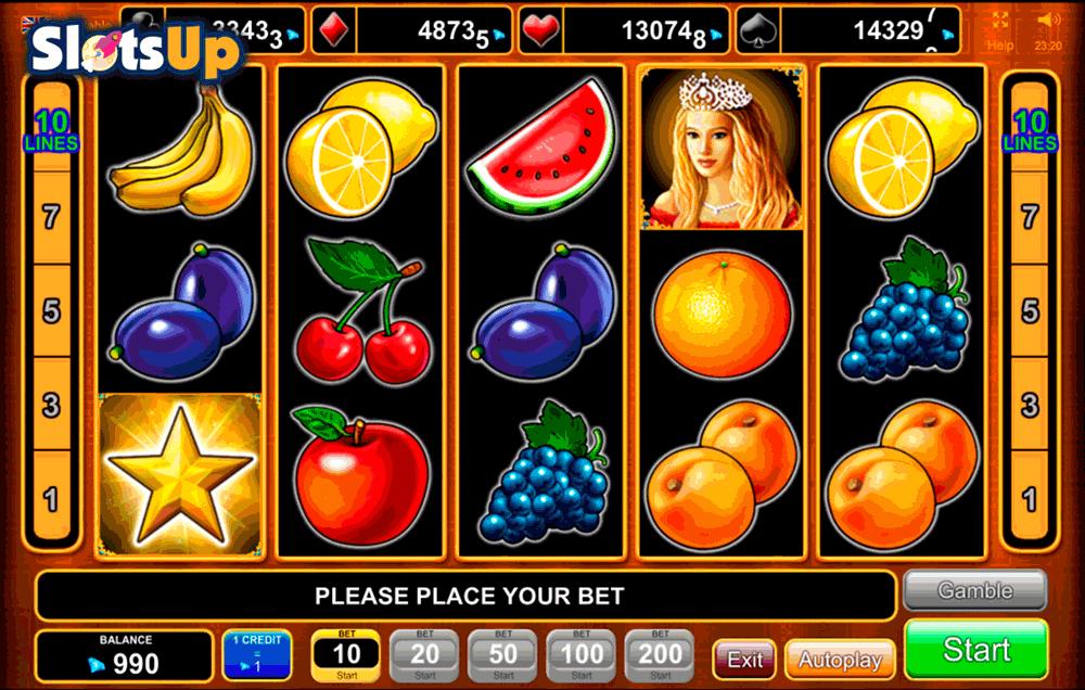 Casino Classic Fruity -19846