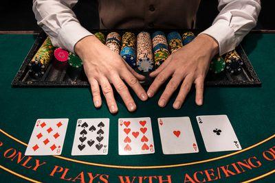 Casino Etiquette -875698