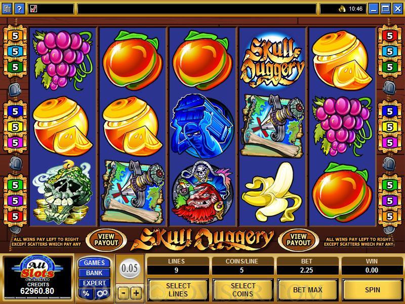 Casino Etiquette Objective -685127
