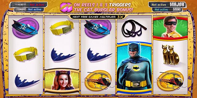 Batman the -724908