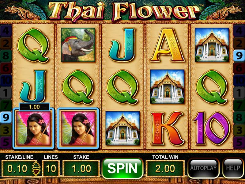 Flowers Slot -401296