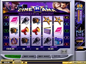 Cinerama Slot -265423