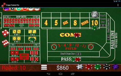 Come Bet Strategy -573195