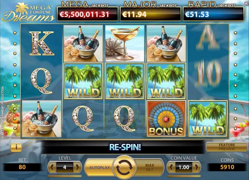Mega Fortune -559547