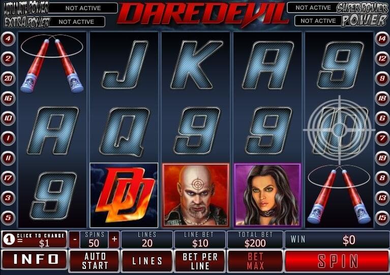 Daredevil Slot Honest -438674