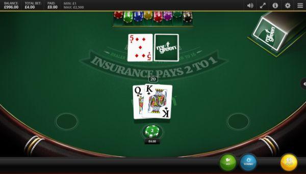 Blackjack Odds -601248