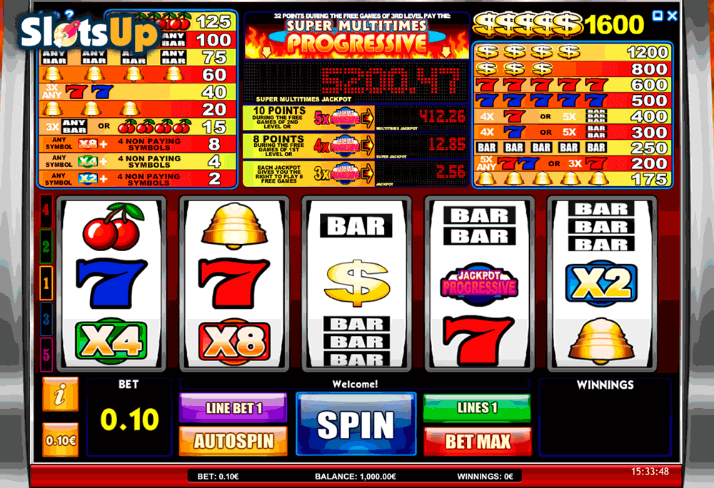 Slot Machine -633569