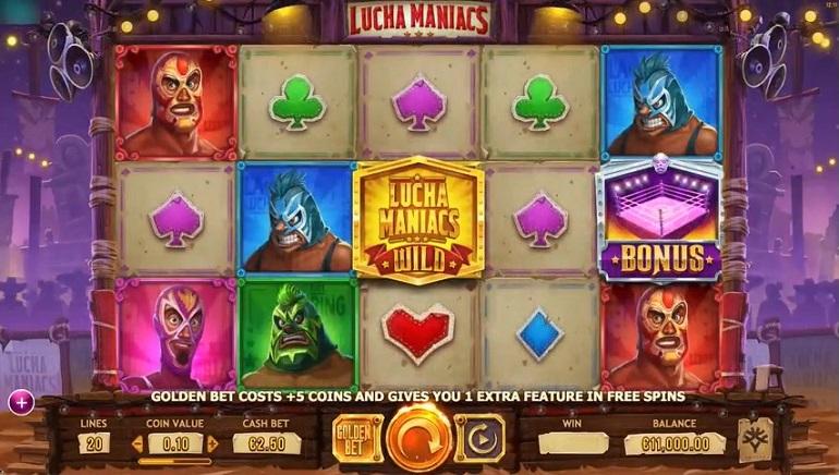 Deposit Limit Lucha -246924