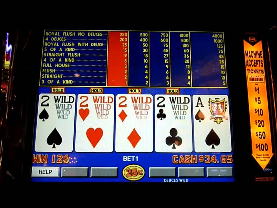 Deuces Wild -287516