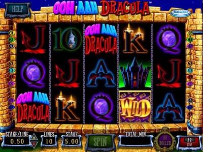 Dracula Slot -44583