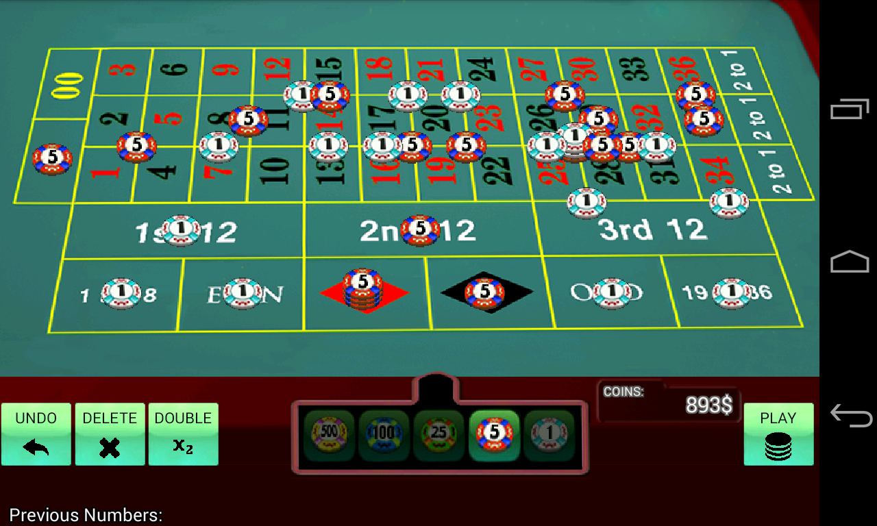 Roulette Winning -451751
