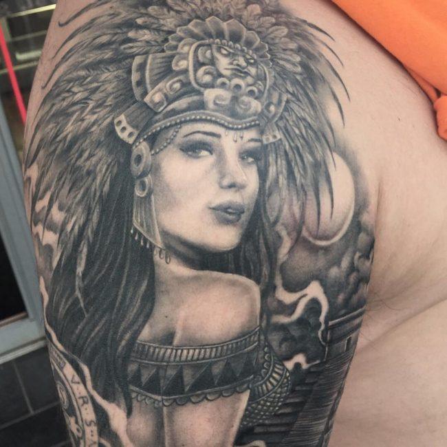 Aztec Princess Slot -138028