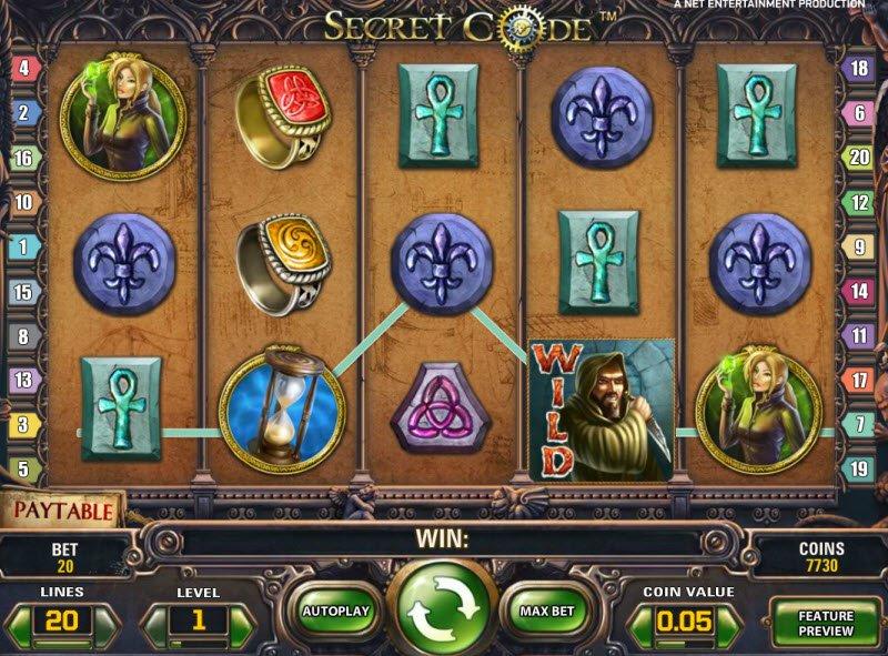 Slot Machine -267601