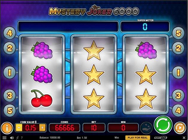 Mystery Joker Slot -225870