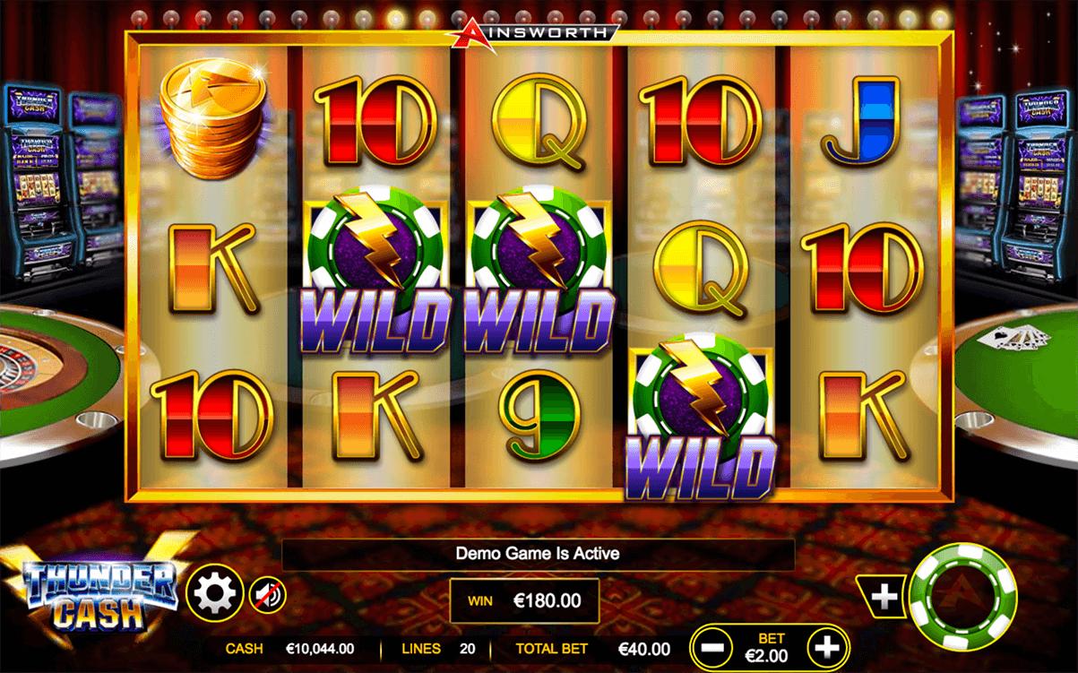 Slot Cash -353165