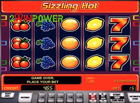 Sizzling Spins Slot -702774