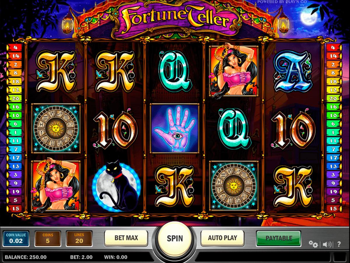 Fortune Teller Slot -917362
