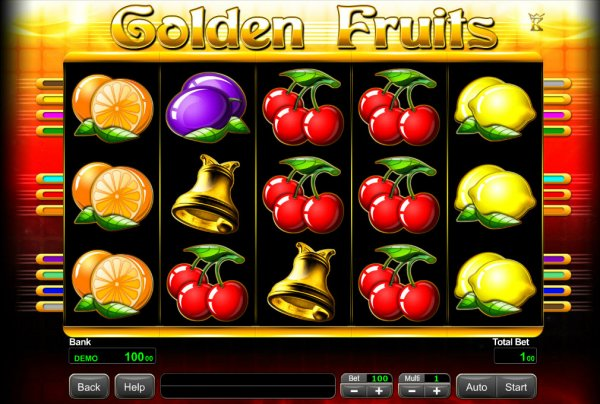 Fruit Case Slot -75715