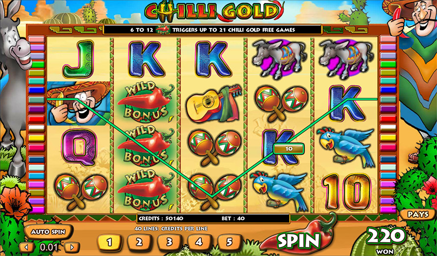 Fruity Hunt Slot -551930