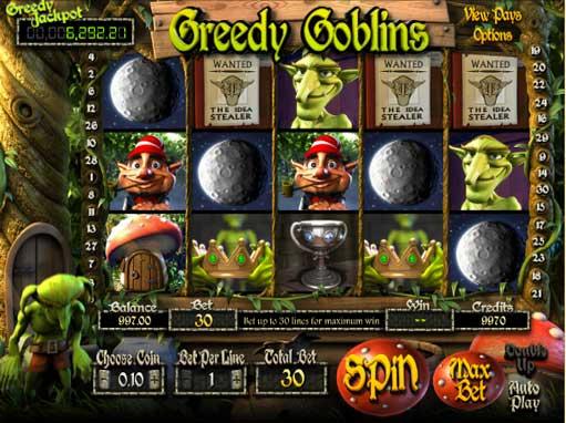 Goblin Cave Slot -904658