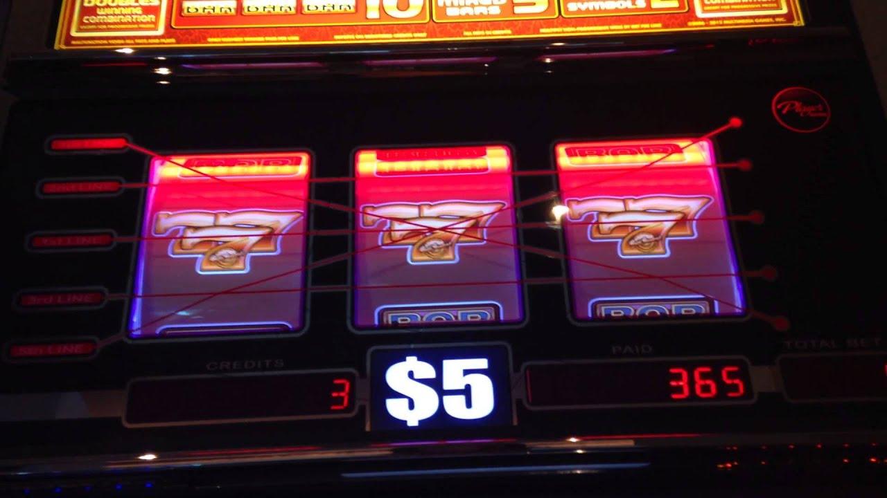 High Limit Slots -217770