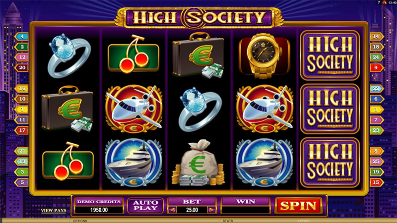 High Society -625925