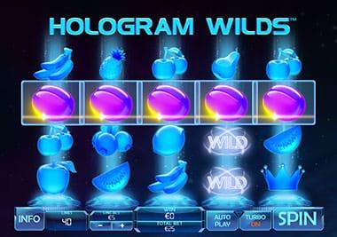 Hologram Wilds -527976