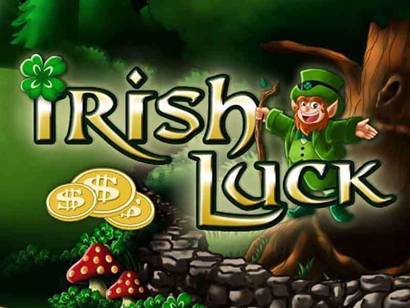 Irish Luck Pokie -339256